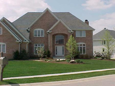 New home landscape progressive lawnscaping for New home landscaping plans